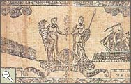 Maryland monetary note from 1775  Back image