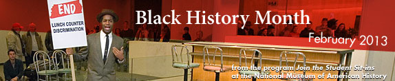 Smithsonian: Black History Month